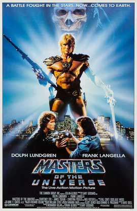 Masters of the Universe - 11 x 17 Movie Poster - Style A