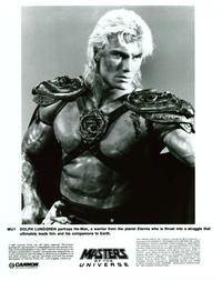 Masters of the Universe - 8 x 10 B&W Photo #1