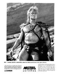 Masters of the Universe - 8 x 10 B&W Photo #2