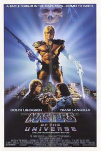 Masters of the Universe - 43 x 62 Movie Poster - Bus Shelter Style A