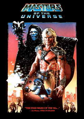 Masters of the Universe - 11 x 17 Movie Poster - Style D