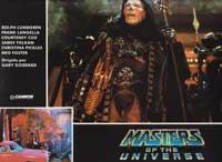 Masters of the Universe - 11 x 14 Movie Poster - Style A