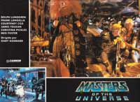 Masters of the Universe - 11 x 14 Movie Poster - Style B