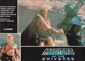 Masters of the Universe - 11 x 14 Movie Poster - Style E