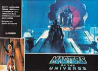 Masters of the Universe - 11 x 14 Movie Poster - Style F