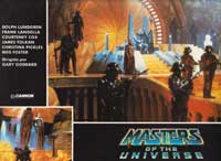 Masters of the Universe - 11 x 14 Movie Poster - Style H