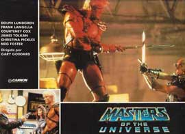 Masters of the Universe - 11 x 14 Movie Poster - Style I