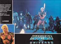 Masters of the Universe - 11 x 14 Movie Poster - Style K