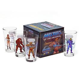 Masters of the Universe - He-Man Pint Glass 4-Pack