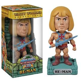 Masters of the Universe - He-Man and the He-Man Bobble Head
