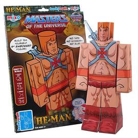 Masters of the Universe - He-Man Kookycraft Papercraft