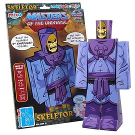Masters of the Universe - Skeletor Kookycraft Papercraft