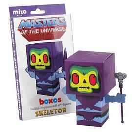 Masters of the Universe - Skeletor Boxo Papercraft