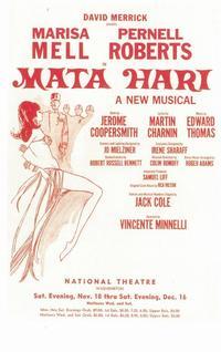 Mata Hari (Broadway) - 11 x 17 Poster - Style A