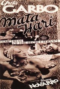 Mata Hari - 14 x 36 Movie Poster - Insert Style A