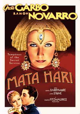 Mata Hari - 11 x 17 Movie Poster - Style B