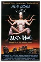 Mata Hari - 27 x 40 Movie Poster - Style B