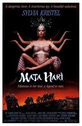 Mata Hari - 11 x 17 Movie Poster - Style A