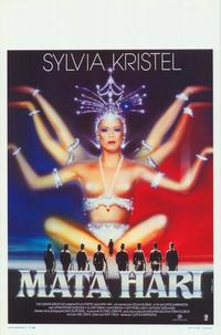 Mata Hari - 27 x 40 Movie Poster - Belgian Style A