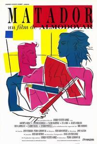 Matador - 43 x 62 Movie Poster - Bus Shelter Style A