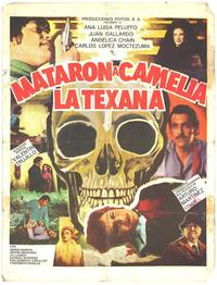 Mataron a Camelia la Texana - 27 x 40 Movie Poster - Spanish Style A