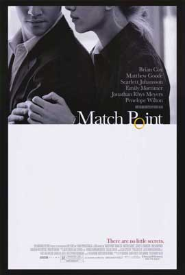Match Point - 27 x 40 Movie Poster - Style A