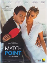 Match Point - 47 x 62 Movie Poster - French Style A