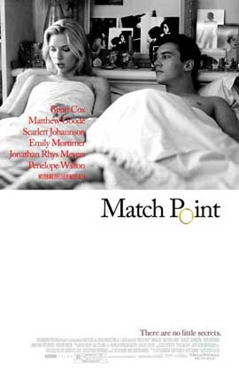 Match Point - 11 x 17 Movie Poster - Style C