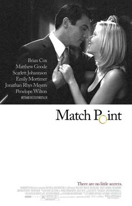 Match Point - 27 x 40 Movie Poster - Style D