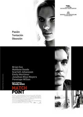 Match Point - 11 x 17 Movie Poster - Spanish Style A