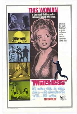Matchless - 11 x 17 Movie Poster - Style A