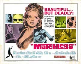 Matchless - 22 x 28 Movie Poster - Half Sheet Style A