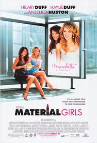 Material Girls - 43 x 62 Movie Poster - Bus Shelter Style A