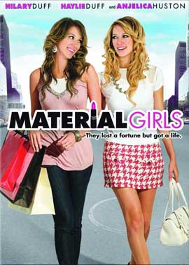 Material Girls - 11 x 17 Movie Poster - Style B