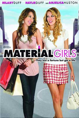 Material Girls - 27 x 40 Movie Poster - Style B