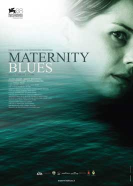 Maternity Blues - 11 x 17 Movie Poster - Italian Style A