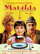 Matilda - 11 x 17 Movie Poster - French Style A
