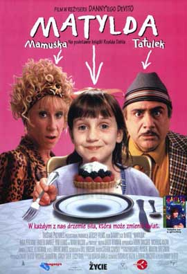 Matilda - 11 x 17 Poster - Foreign - Style A