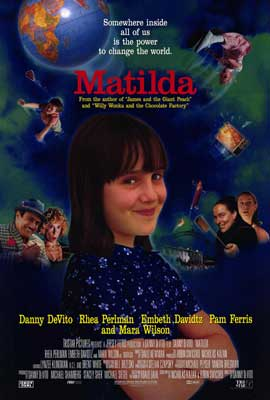 Matilda - 27 x 40 Movie Poster - Style A