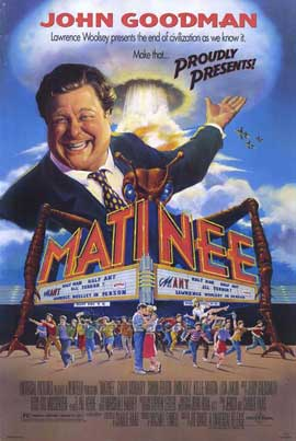 Matinee - 11 x 17 Movie Poster - Style A