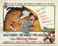 The Mating Game - 11 x 14 Movie Poster - Style B
