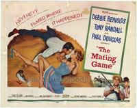 The Mating Game - 22 x 28 Movie Poster - Half Sheet Style A