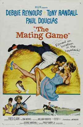 The Mating Game - 11 x 17 Movie Poster - Style A