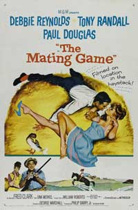 The Mating Game - 27 x 40 Movie Poster - Style A