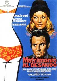 Matrimonio al desnudo - 11 x 17 Movie Poster - Spanish Style A