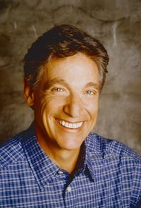 Maury Povich - 8 x 10 Color Photo #1