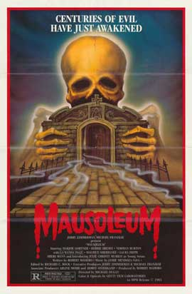Mausoleum - 11 x 17 Movie Poster - Style A