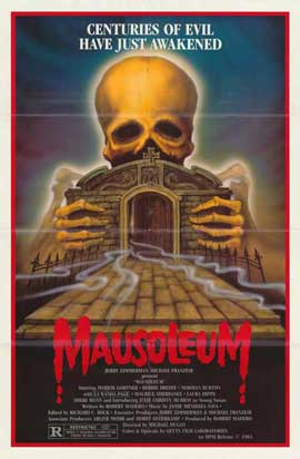Mausoleum - 27 x 40 Movie Poster - Style A
