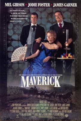 Maverick - 11 x 17 Movie Poster - Style A