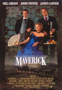 Maverick - 43 x 62 Movie Poster - Bus Shelter Style A